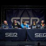 El programa de radio Ser Aventureros se graba en directo desde Moralzarzal y sus Jornadas de Montaña
