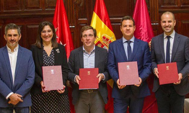 Los Ayuntamientos de Pozuelo de Alarcón y de Madrid colaboran para ofrecer alojamiento temporal ante la emergencia humanitaria