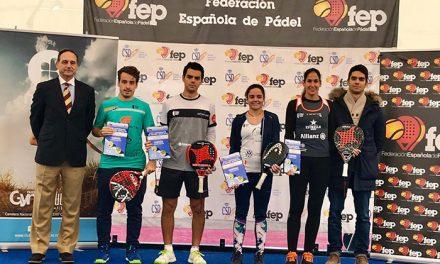 XXXV Campeonato de España de Pádel en el Club de Ocio Nudos