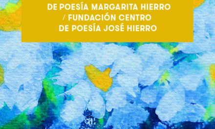 Teresa Soto gana el III Premio Internacional de Poesía Margarita Hierro / Fundación Centro de Poesía José Hierro