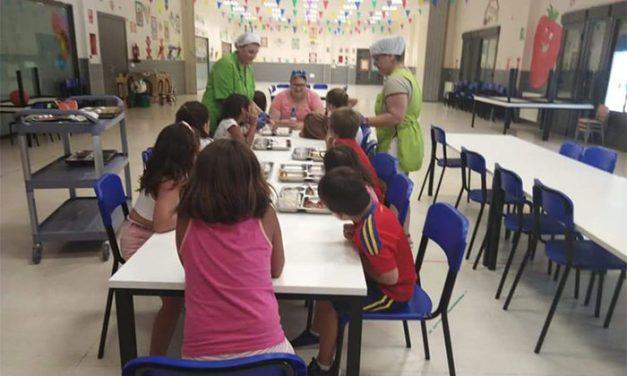 El Ayuntamiento de Herencia mantiene abierto el comedor escolar durante la Navidad