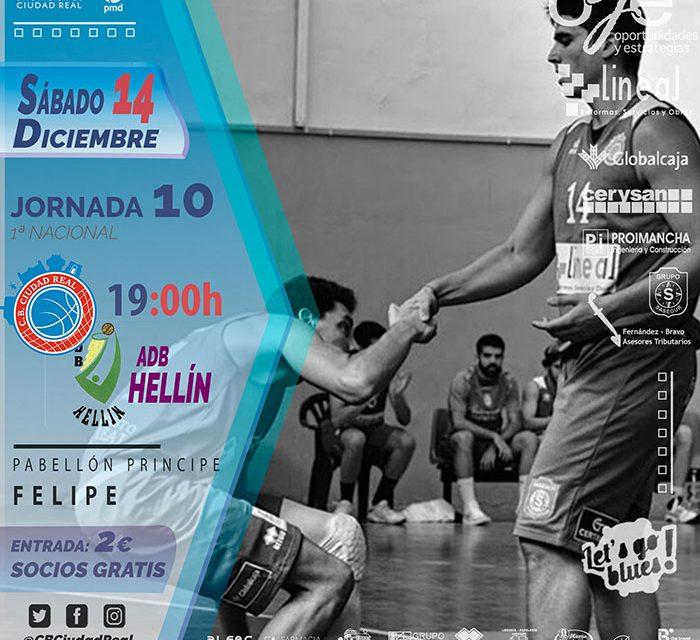 Partidos que deciden mucho para los equipos del Club Baloncesto Ciudad Real