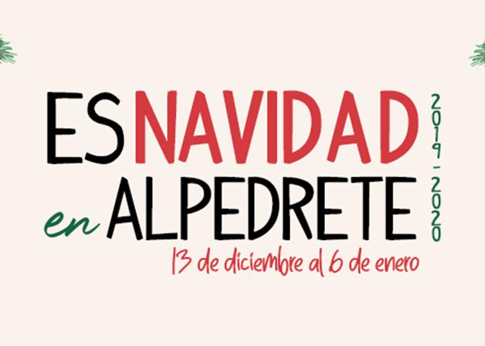 ¡Es Navidad en Alpedrete!