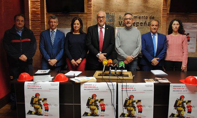 Arranca en Valdepeñas la Semana de Prevención de Incendios 2019
