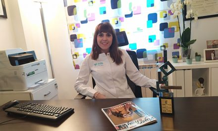 La farmacéutica y nutricionista María del Carmen Mohíno, Mujer Empresaria 2019 de Castilla-La Mancha