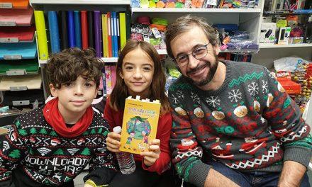 La princesa Azul, Pepe Pan, Don Quijote y Sancho Panza en un exquisito libro escrito por José Ramón Gómez Cabezas