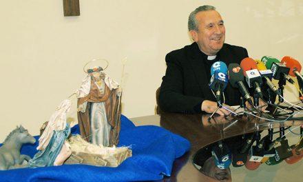 El obispo en su felicitación navideña avanza la apertura de un diálogo con parejas de noviazgo consolidado pero sin fecha de boda