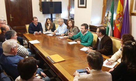 El Ayuntamiento propone habilitar cambios en la circulación entre La Merced y el Arco de San Lorenzo para facilitar el acceso al centro desde los barrios del sur
