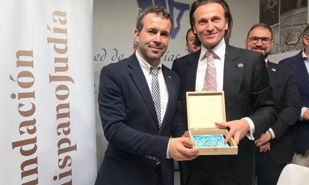 Jaén se beneficia del convenio entre la Red de Juderías y la Fundación Hispanojudía para la promoción de un patrimonio de «valor incalculable»