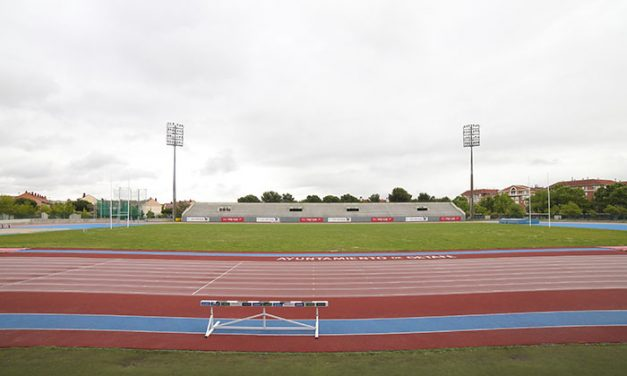 Getafe será también la sede del Campeonato de España de Atletismo adaptado