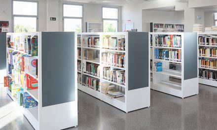 El 1 de febrero se inaugura la nueva Biblioteca Municipal 'Lorenzo Silva' en Getafe Norte