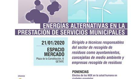 LYMA organiza las Jornadas Técnicas 'Contaminación y Salud. Energías Alternativas para la Prestación de Servicios Municipales'