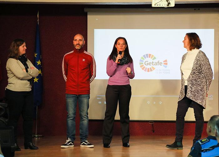 El Ayuntamiento de Getafe presenta un videoclip contra el acoso escolar