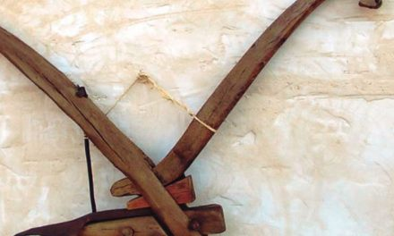 Arados, máquinas de hace 3.500 años