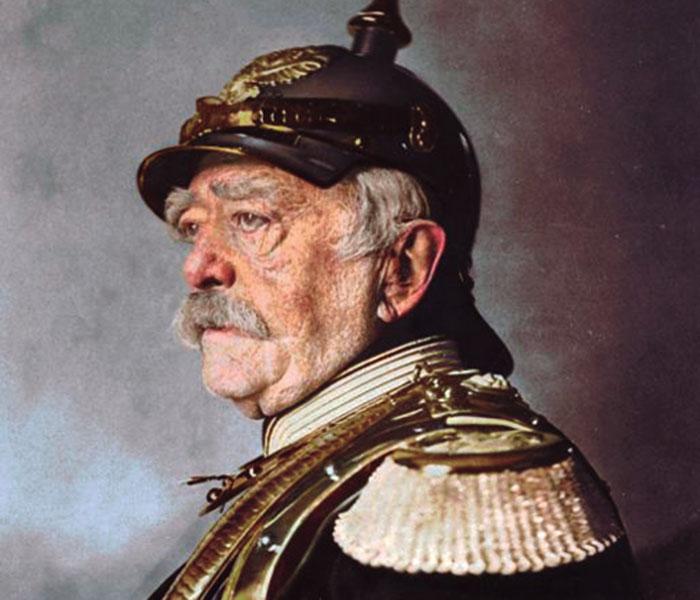 Otto von Bismarck y la pregunta de la niña | Revista Ayer y hoy