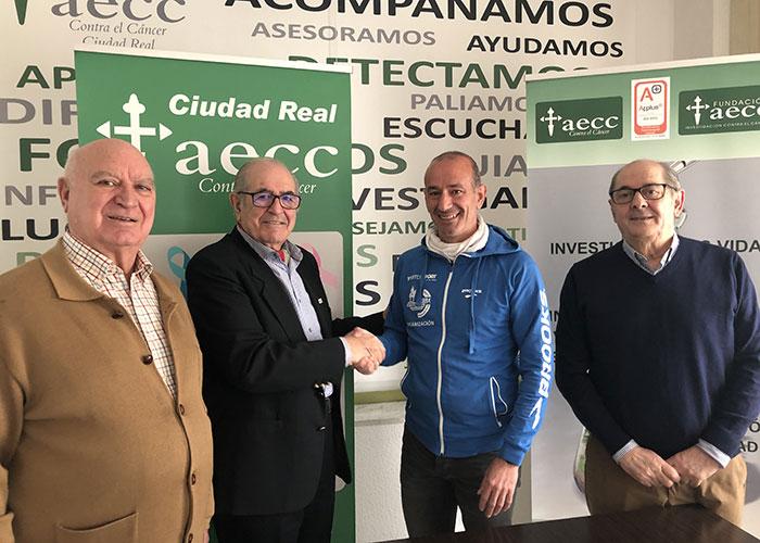 El Circuito de Carreras destinará un porcentaje de la inscripción de sus atletas a la Asociación Española Contra el Cáncer