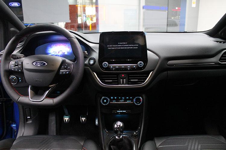 Serramotor presentó en sus instalaciones el nuevo Ford Puma