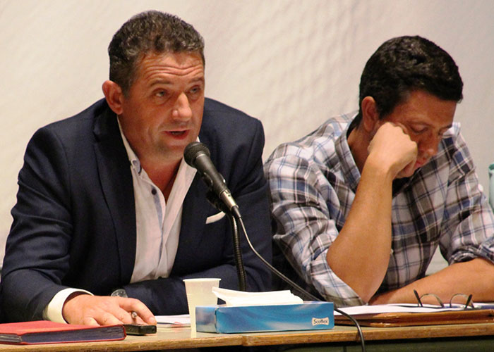 La campaña de aceituna deja tres millones de kilos en la Cooperativa Santa Catalina