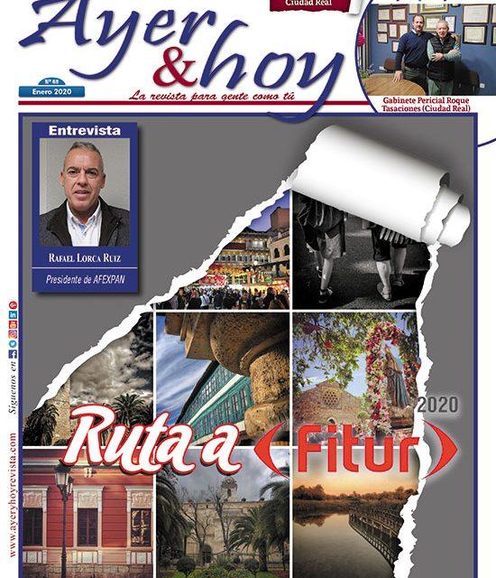 Ayer & hoy – Ciudad Real – Revista enero 2020