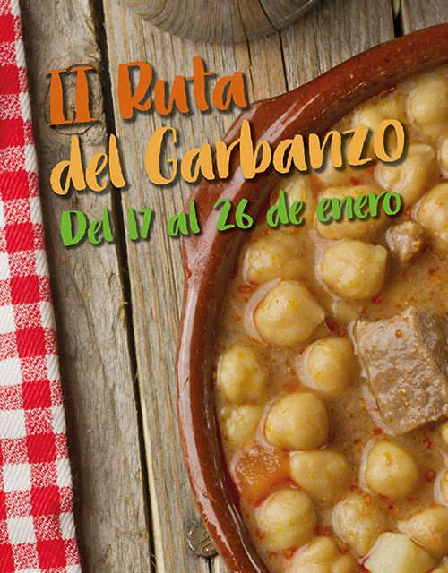 Boadilla celebrará la II Ruta del Garbanzo entre los días 17 y 26 de enero