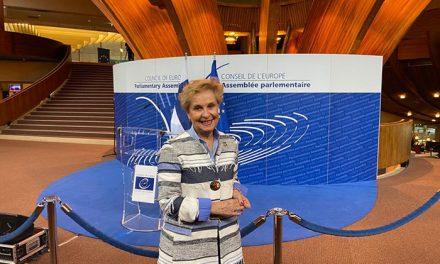 Carmen Quintanilla lidera la reivindicación del papel de la mujer rural en el Consejo de Europa ante la proximidad de Beijing+25
