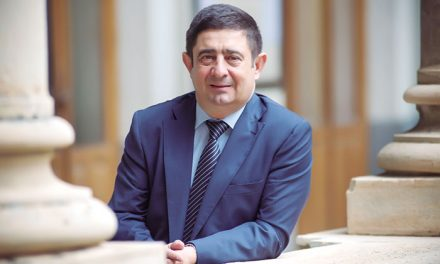 Francisco Reyes, presidente de la Diputación Provincial de Jaén