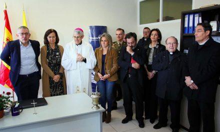 Milagros Tolón reafirma el compromiso del Ayuntamiento con Manos Unidas en la inauguración de su nueva sede