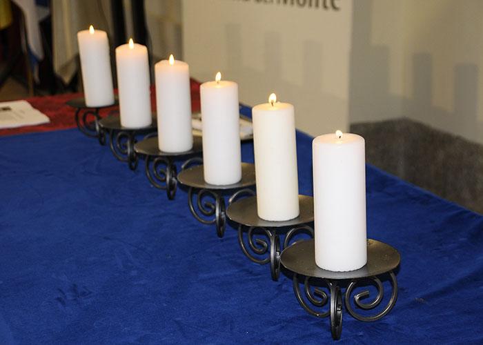 Conmemoración del Día de la Memoria del Holocausto en el 75 aniversario de la liberación de Austzwitz