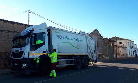 Desciende hasta los 1,24 kilos por habitante y día, y en unas 4.400 toneladas, los RSU recogidos por el Consorcio de Ciudad Real durante el 2019