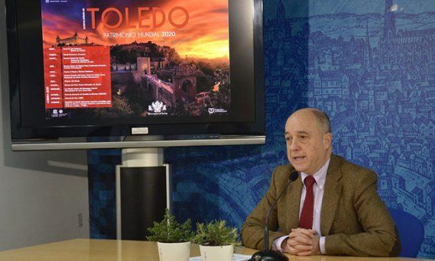 'Toledo, patrimonio mundial' es la apuesta para FITUR 2020 con la calidad en destino y la proyección internacional como metas