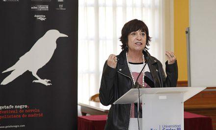 Rosa Montero elegida Premio Nacional '8 de marzo' de Getafe