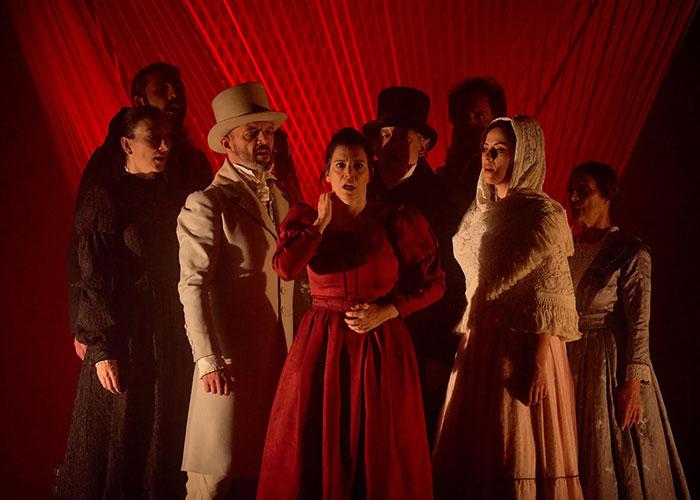 El romance popular 'Mariana Pineda' de Lorca llega el viernes 21 al Teatro Auditorio de Valdepeñas