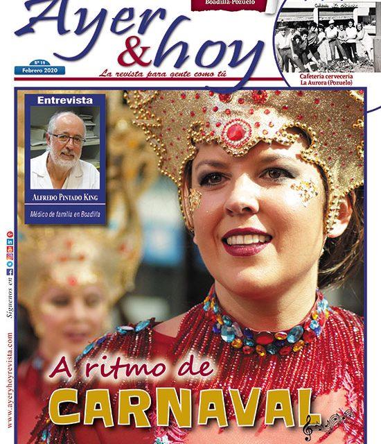 Ayer & hoy – Boadilla-Pozuelo – Revista Febrero 2020