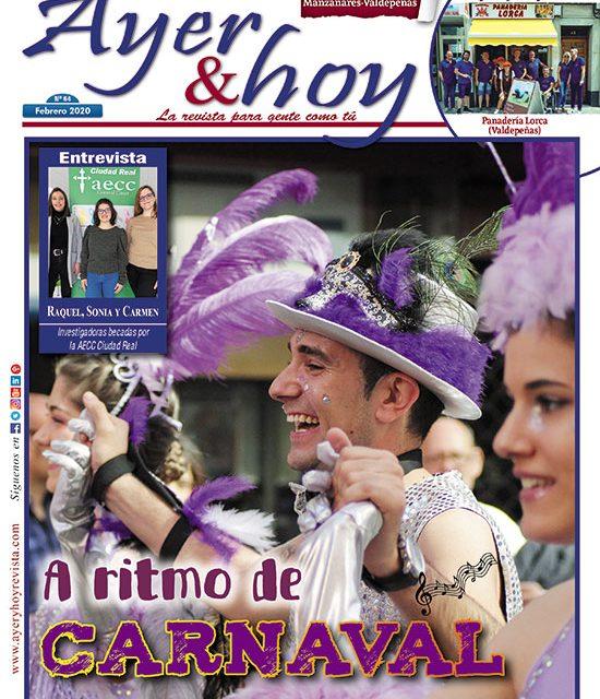 Ayer & hoy – Manzanares-Valdepeñas – Revista Febrero 2020