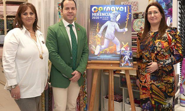 El Carnaval de Herencia llega con novedades en la elección de los Perlés y con el actor Salva Reina como pregonero