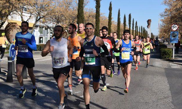 El Circuito de Carreras inicia la temporada con récord de participación en Valdepeñas