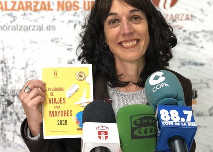 Moralzarzal ofrece un total de 12 destinos nacionales e internacionales en su programa de Viajes para Mayores 2020