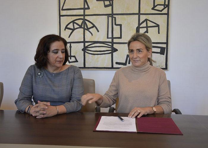 La alcaldesa apoya una iniciativa liderada por la UCLM en el marco de las Universidades Europeas Europeas Innovadoras