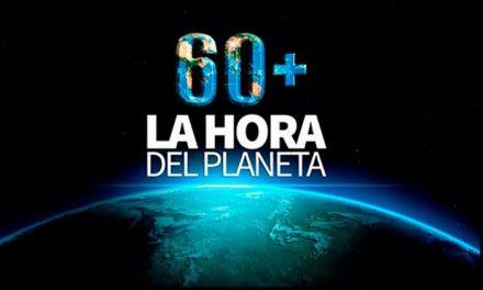 Moralzarzal se une a la iniciativa La Hora del Planeta 2020