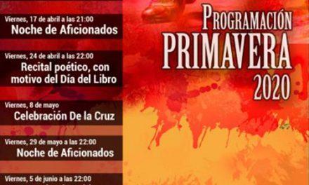 El Ayuntamiento de Toledo respalda la presentación de la programación de primavera de la Peña Cultural Flamenca El Quejío