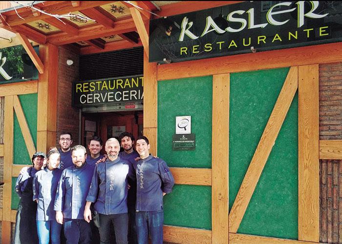 Restaurante Kasler (Jaén)