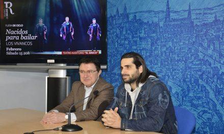 """Los Vivancos llegan por primera vez a Toledo con su espectáculo """"innovador y referente internacional"""" el próximo 15 de febrero"""