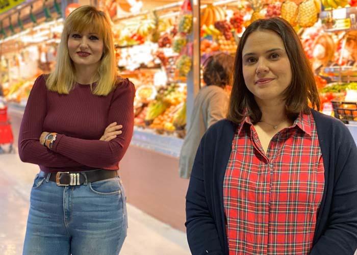 El Ayuntamiento de Jaén destaca el papel de los comerciantes de los mercados de Peñamefécit y San Francisco para priorizar a colectivos vulnerables en las compras a domicilio