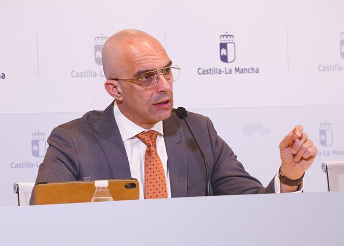 Entrevista con Juan Camacho, Director General de Salud Pública y portavoz oficial de la gestión y seguimiento de la incidencia del coronavirus en Castilla-La Mancha