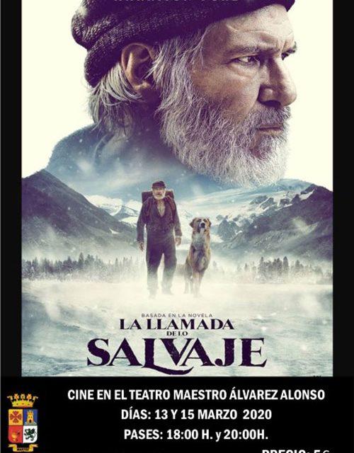 'La llamada de lo salvaje', en el Teatro Municipal Maestro Álvarez Alonso
