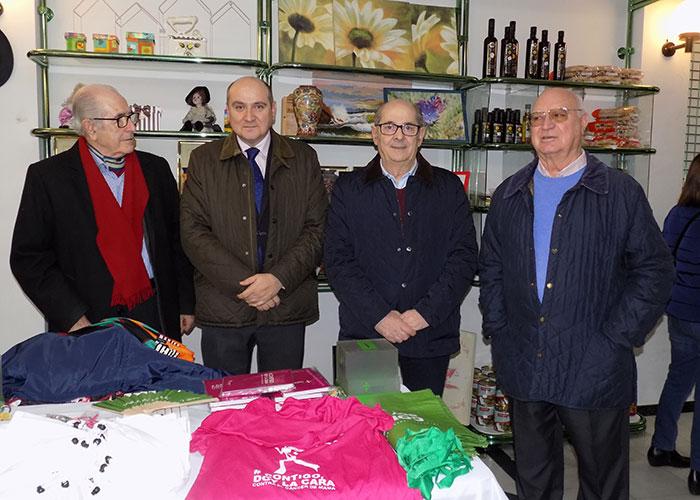 Fallece Enrique Garrido, secretario de la AECC en Ciudad Real
