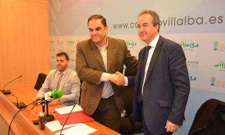 Firmado el contrato del nuevo servicio de recogida de residuos y limpieza viaria de Collado Villalba