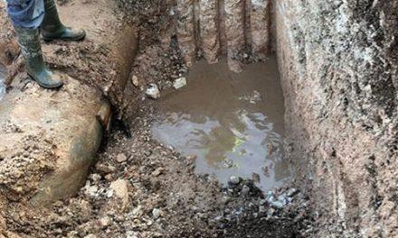 Acciona anuncia un corte general de agua para reparar una avería en Manzanares