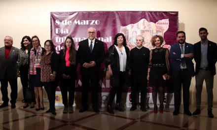 La V Gala de la Igualdad reivindica el compromiso del Ayuntamiento de Manzanares con el feminismo