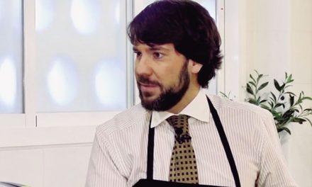 Darío Díaz Abellán, presidente de la Asociación Gastronómica Amigos del Santo Reino de Jaén